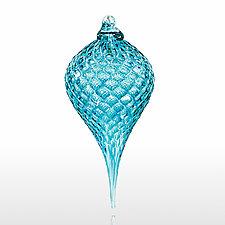 Aruba by Gina Lunn (Art Glass Ornament)
