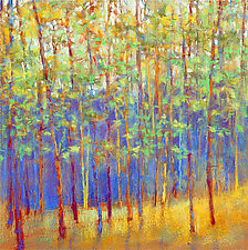 Into Fall by Ken Elliott (Giclée Print)