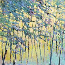 Air Through the Forest by Ken Elliott (Giclee Print)