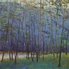 Lake Calm by Ken Elliott (Giclee Print)