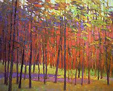 Forest Surprise by Ken Elliott (Giclee Print)