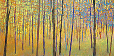 In the Colorful Forest by Ken Elliott (Giclee Print)
