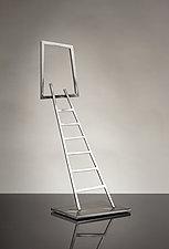 Climb by Ken Girardini and Julie Girardini (Metal Sculpture)