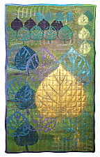 Naturals No.17 by Michele Hardy (Fiber Wall Hanging)