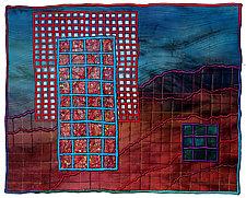 Windows No.28 by Michele Hardy (Fiber Wall Hanging)