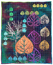 Naturals No.13 by Michele Hardy (Fiber Wall Hanging)