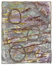 Dimensions No.7 by Michele Hardy (Fiber Wall Hanging)