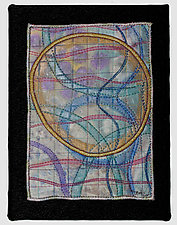 Elements No.14 by Michele Hardy (Fiber Wall Hanging)
