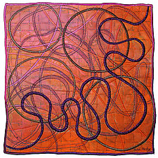 Directions No.23 by Michele Hardy (Fiber Wall Hanging)