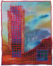 Windows No.29 by Michele Hardy (Fiber Wall Hanging)