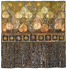 Naturals No. 11 by Michele Hardy (Fiber Wall Hanging)