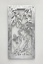 Edge of Water II by Marsh Scott (Metal Wall Sculpture)