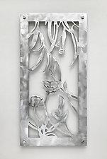 Edge of Water IV by Marsh Scott (Metal Wall Sculpture)