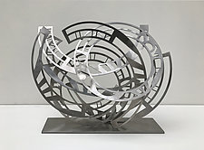 Connections I by Marsh Scott (Metal Sculpture)