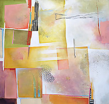 July Windowpanes by Lisa Kesler (Acrylic Painting)
