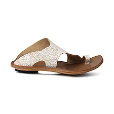 Ionna Slide by CYDWOQ  (Leather Sandal)