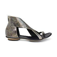 Serval Sandal by CYDWOQ (Leather Sandal)