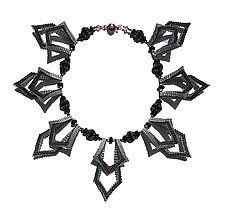 Artemisia Necklace by Kathy King (Beaded Necklace)