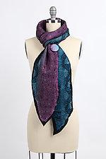 Nidu Scarf by Janice Kissinger (Silk & Wool Scarf)