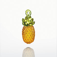 A Royal Welcome by Andrew Iannazzi (Art Glass Ornament)