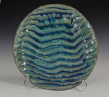 Tidepool Bowl II by Tom Neugebauer (Ceramic Bowl)