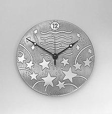 Starbrite by Evy Rogers (Metal Clock)