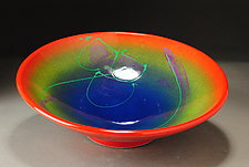 Fruit Bowl 4 by Michael  Kifer (Ceramic Bowl)