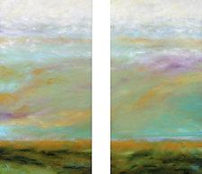 Lightness by Mary Johnston (Oil Painting)