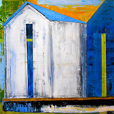 Barn in Vermont by Janice Sugg (Giclee Print)