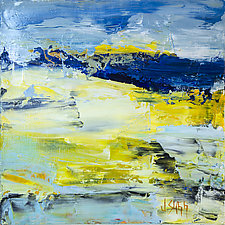 Horizon by Janice Sugg (Oil Painting)
