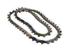 Sea Serpent Labradorite Beaded Necklace by Julie Long Gallegos (Beaded Necklace)
