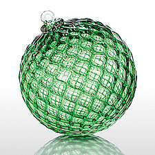 Aurora by Marc VandenBerg (Art Glass Ornament)