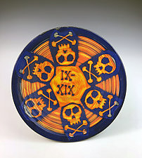 Talk Like a Pirate Day by Thomas Harris (Ceramic Bowl)