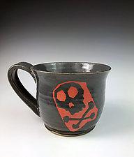 Pirates! Mug by Thomas Harris (Ceramic Mug)