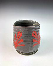 Still Life with Fleurs Mug 2 by Thomas Harris (Ceramic Mug)