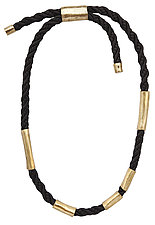 Maxi Corda Necklace by Julie Cohn (Bronze Necklace)