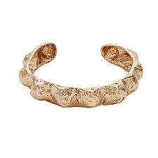Roman Bronze Cuff Bracelet by Julie Cohn (Bronze Bracelet)