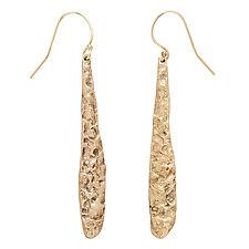 Josephine Bronze Earrings by Julie Cohn (Gold & Bronze Earrings)