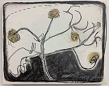Winter Garden 2 by Barbara Gilhooly (Giclee Print)