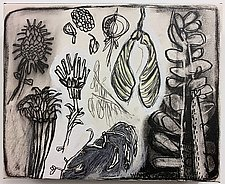 Winter Garden 1 by Barbara Gilhooly (Giclee Print)
