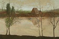 Quiet Valley by Robert Ferrucci (Giclee Print)