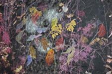 Midnight Fog by Olena Nebuchadnezzar (Fiber Wall Hanging)
