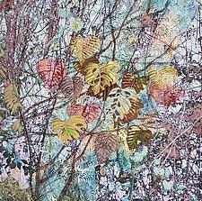 Forest Edge by Olena Nebuchadnezzar (Fiber Wall Hanging)