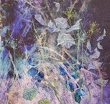 Forgotten Garden by Olena Nebuchadnezzar (Fiber Wall Hanging)