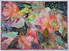 Summer Passion by Olena Nebuchadnezzar (Fiber Wall Hanging)