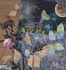 Clair de Lune by Olena Nebuchadnezzar (Fiber Wall Hanging)