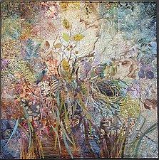 Robin's Nest by Olena Nebuchadnezzar (Fiber Wall Hanging)