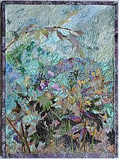 Northern Summer by Olena Nebuchadnezzar (Fiber Wall Hanging)