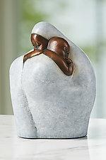 Love by Nnamdi Okonkwo (Bronze Sculpture)