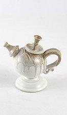 I'm a Little Teapot by Carol Tripp Martens (Ceramic Teapot)